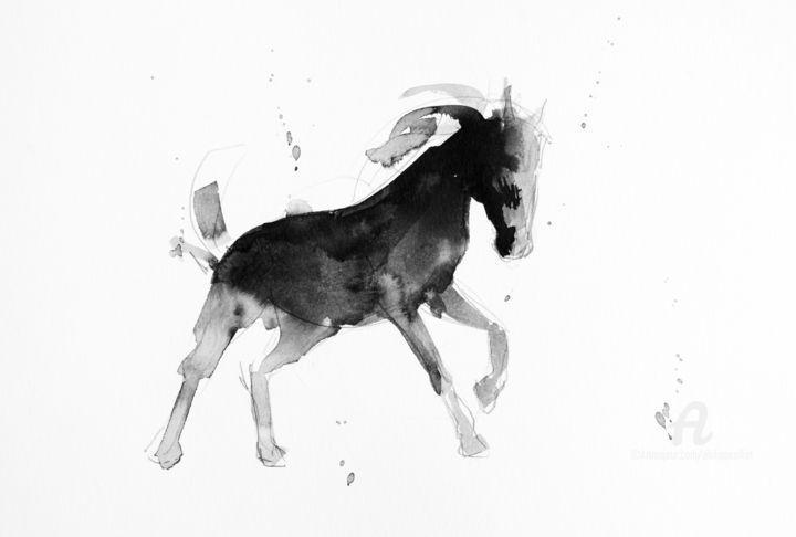 Cheval rétif 005