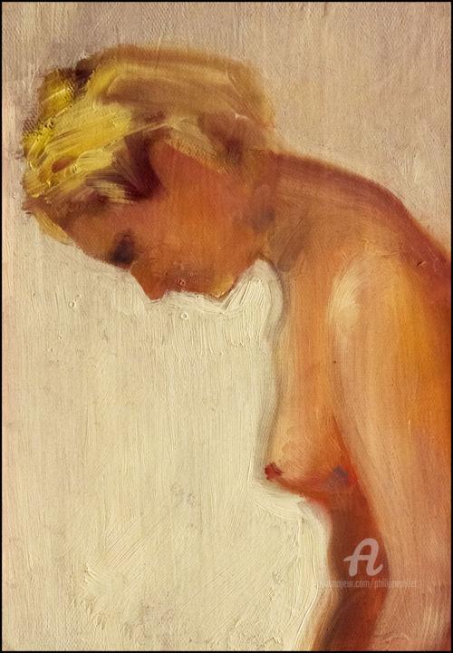 2014-Femme penchée