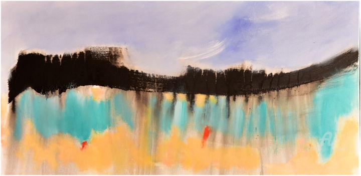 Falaise abstraite