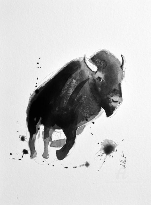 Le bison 02