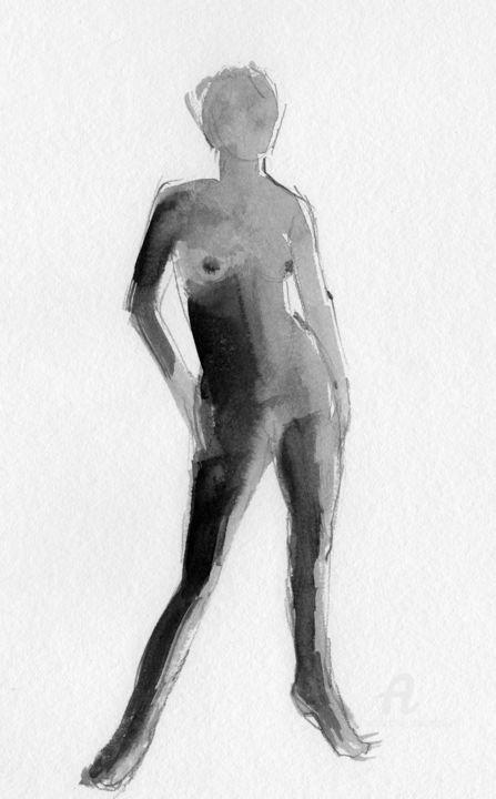 Philippe ALLIET - Les petits seins de mon amie ... (Alain Souchon)