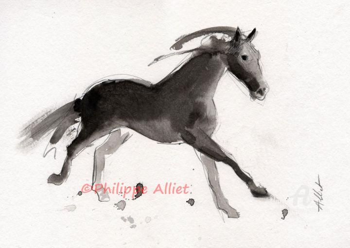 Cheval rétif 023