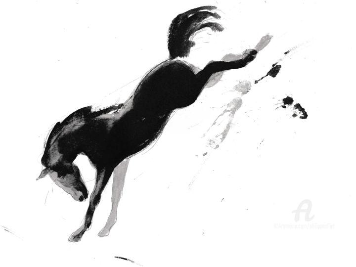 Cheval rétif  027