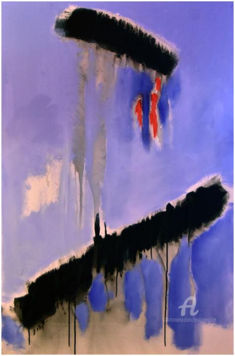 Philippe ALLIET - Bleu suite 001