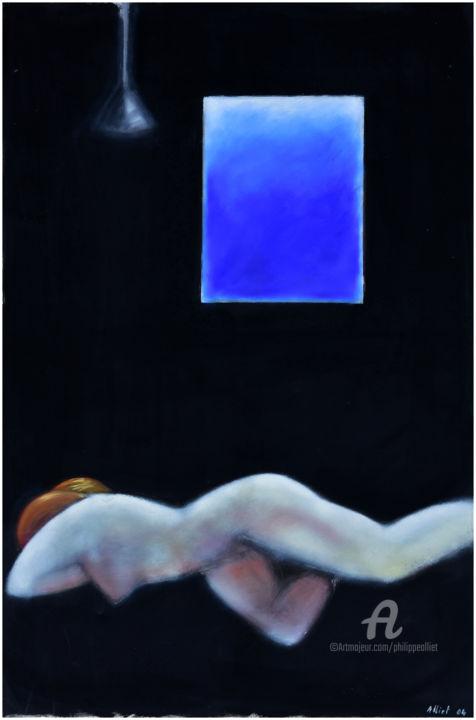 Philippe ALLIET - Nu sous la lampe